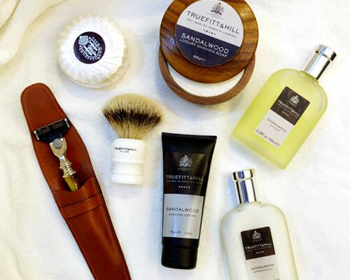 ART OF SHAVING: 5 Steps to Perfect Shave